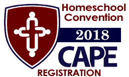 2018 CAPE-NM New Mexico Christian Homeschool Convention